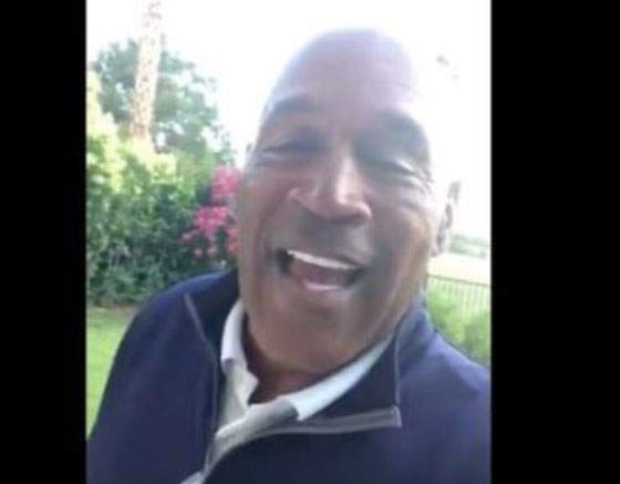 """In """"Terrifying Threats To Human Life"""" News, O.J. Simpson Joined Twitter And He's Tweeting About """"Getting Even"""""""