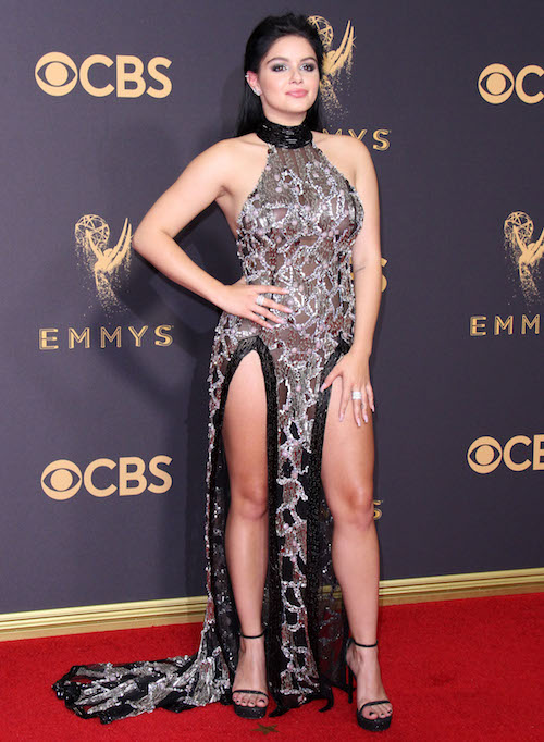 Ariel Winter Managed To Get Two Times The Attention At The Emmys
