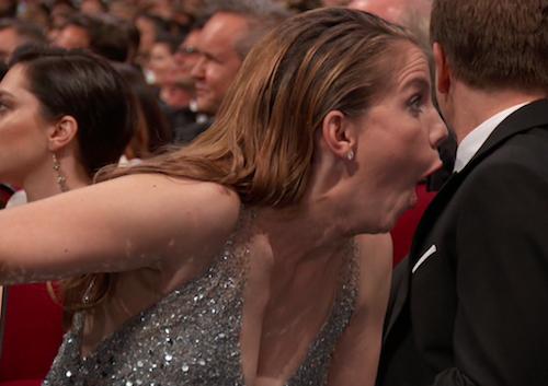 The 69th Annual Primetime Emmy Awards as seen on CBS.