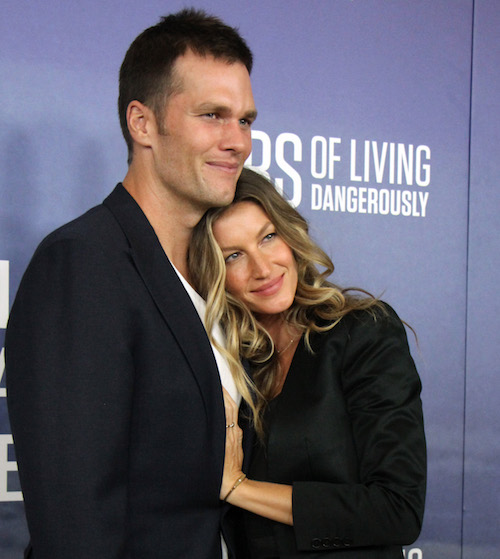 Gisele Bundchen AND Tom Brady's Ex Shared The Feels For The Eagles