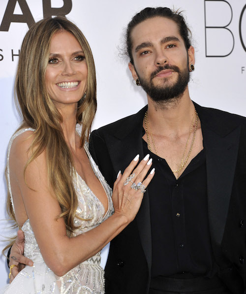 how old is heidi klum and who shes dating