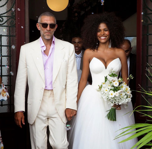 Vincent Cassel Got Married To His 21-Year-Old