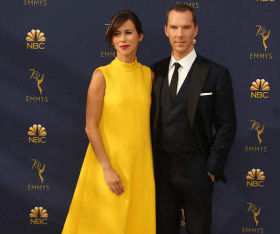 Benedict Cumberbatch Is About To Be A Father For The Third Time