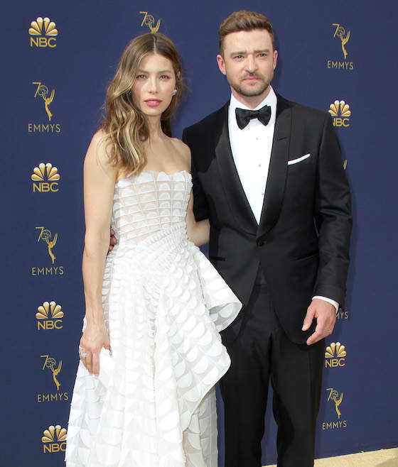 The Emmys Was Bursting With Excessive Amounts Of Fabric Last Night