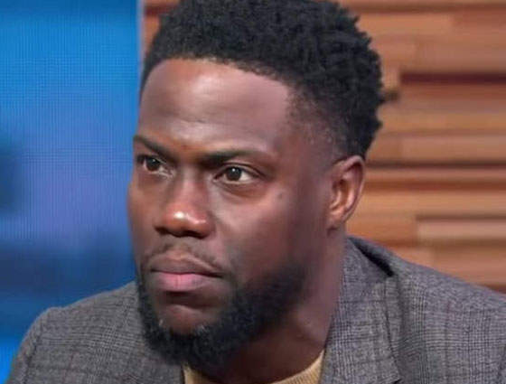 Kevin Hart, Who Doesn't Want To Talk About The Oscar Mess Anymore, Continues To Talk About It