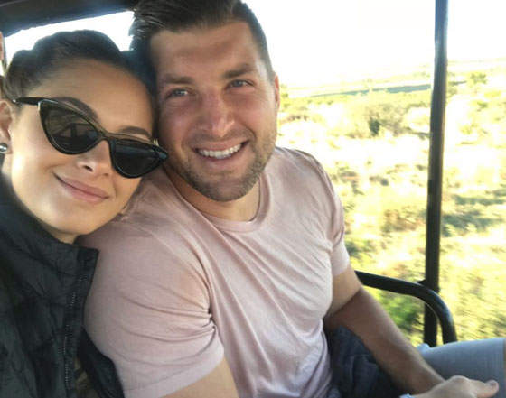 Tim Tebow Is Going To Marry His Miss Universe Girlfriend