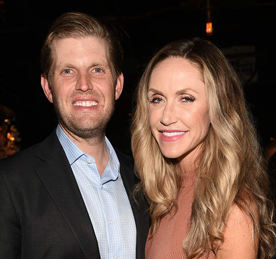 Eric Trump And His Wife Lara Are Expecting Another Child