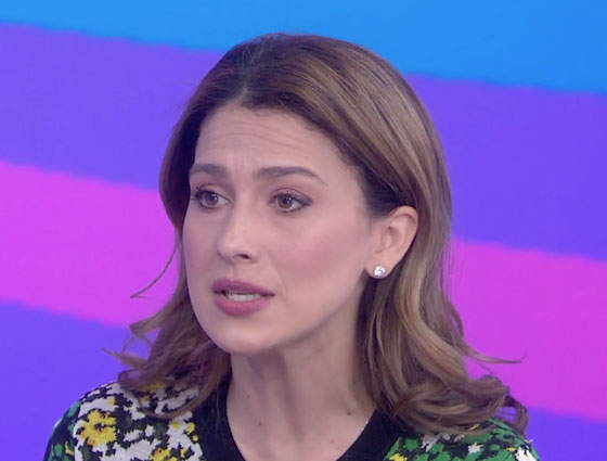 "Hilaria Baldwin Went On ""Today"" To Talk About Why She Went Public With Her Potential Miscarriage"