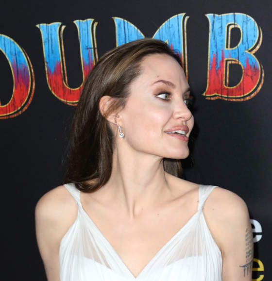 Angelina Jolie Is Now Pitt-Less