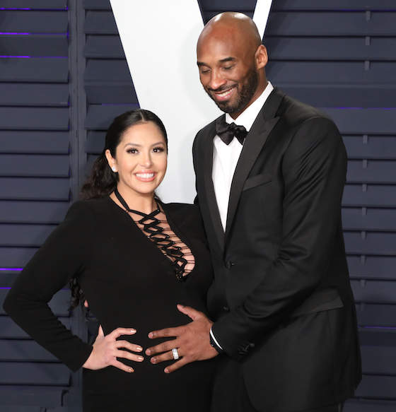 Kobe And Vanessa Bryant Welcomed Their Fourth Daughter