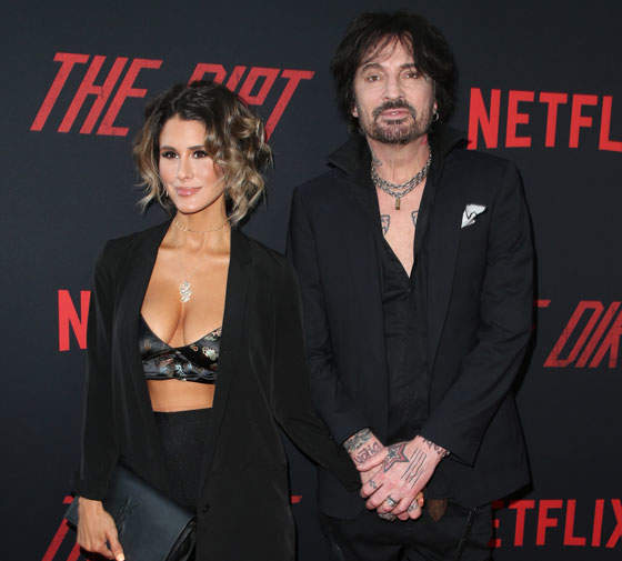 Tommy Lee Brags That His Wife Is Totally Organic