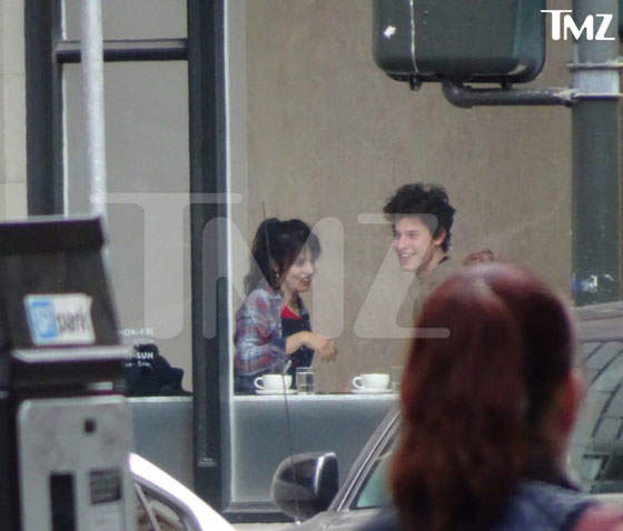 Shawn Mendes And Camila Cabello Put In Work, Got Papped In San Francisco