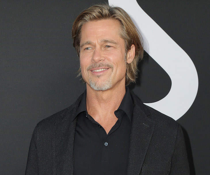 Brad Pitt Is Still Talking About His New Friend Kanye West