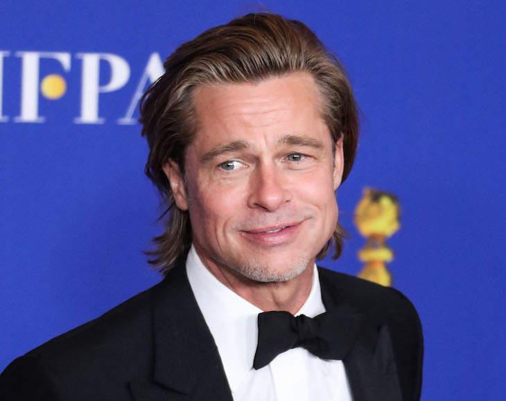 "Brad Pitt Describes His Personal Life As A ""Disaster"""