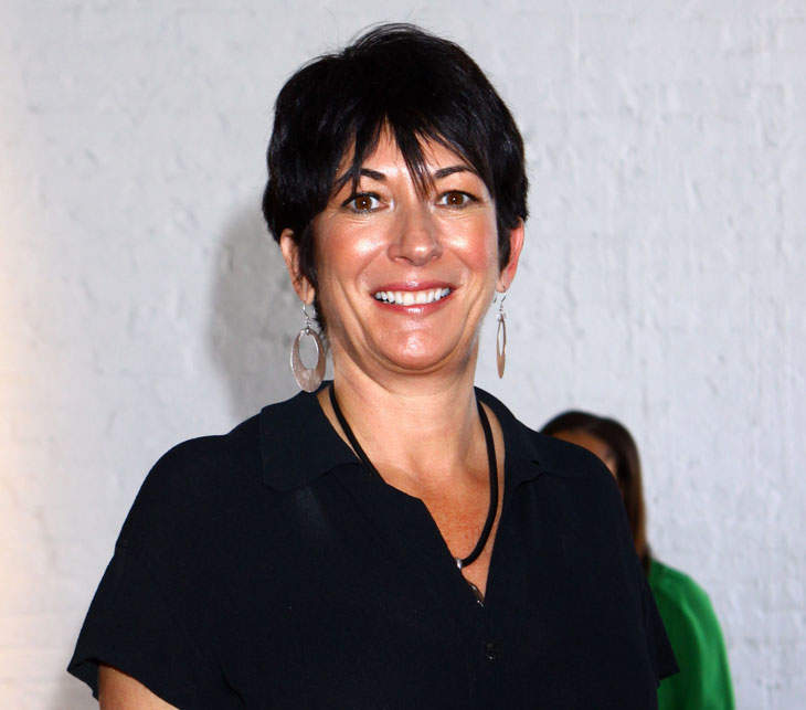 Ghislaine Maxwell Reportedly Bragged About Giving George Clooney Oral In A Public Bathroom