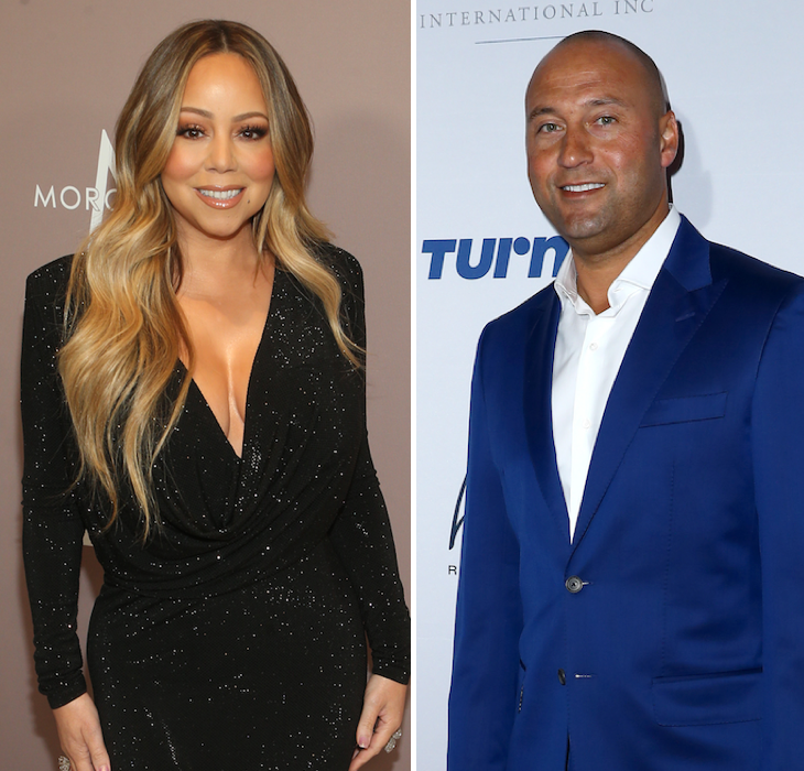 Mariah Carey Says Derek Jeter Was The Catalyst For Her To Leave Tommy Mottola