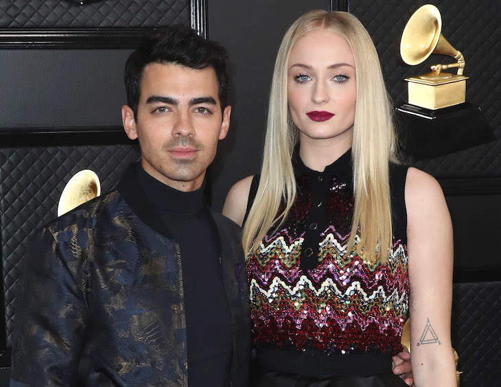 Taylor Swift's New Song Might Be About Joe Jonas, And His Wife Sophie Turner Had Something To Say About It